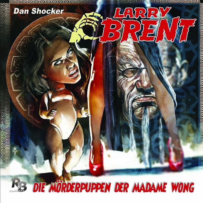 Larry Brent (Russel/Brandon) 22