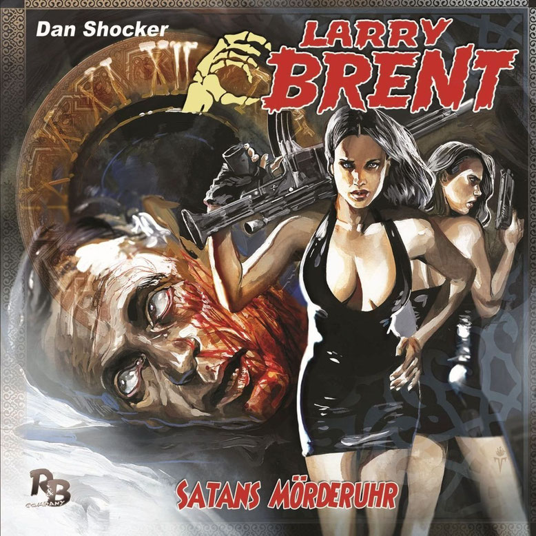 Larry Brent (Russel/Brandon) 24