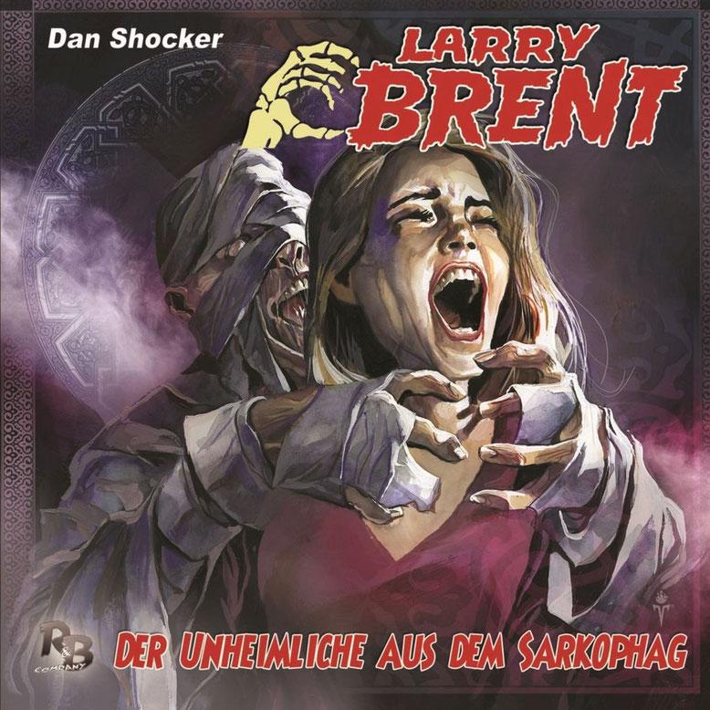 Larry Brent (Russel/Brandon) 34