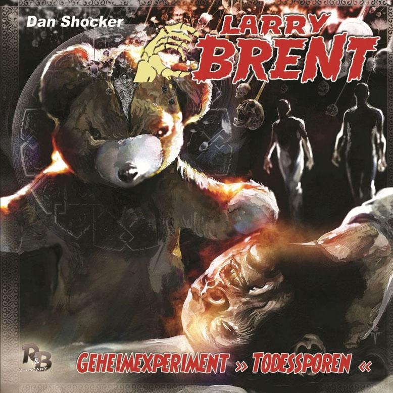 Larry Brent (Russel/Brandon) 25