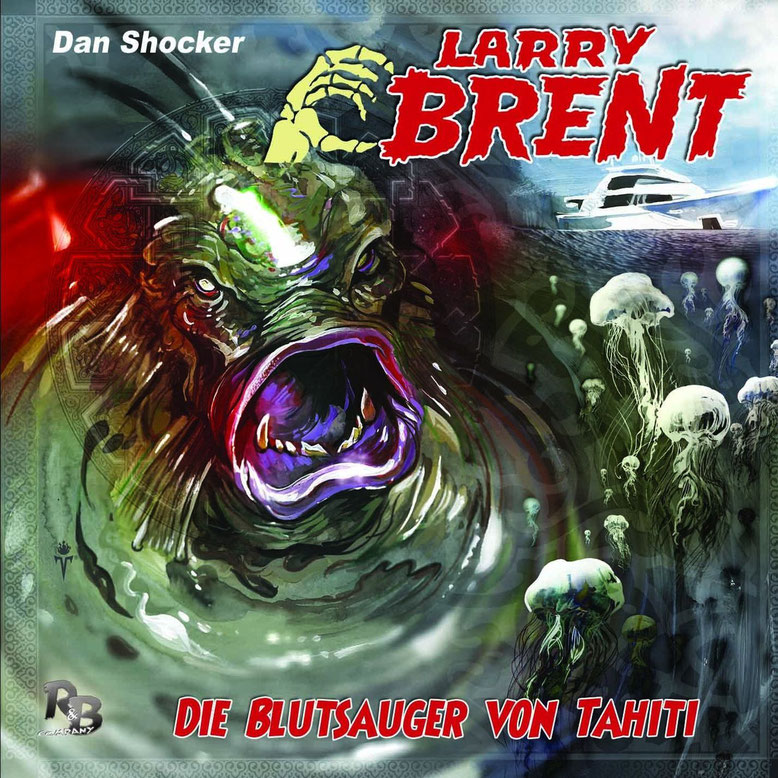 Larry Brent (Russel/Brandon) 21