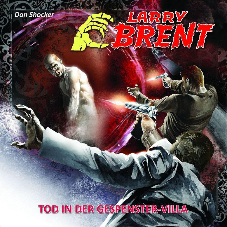 Larry Brent (Russel/Brandon) 17