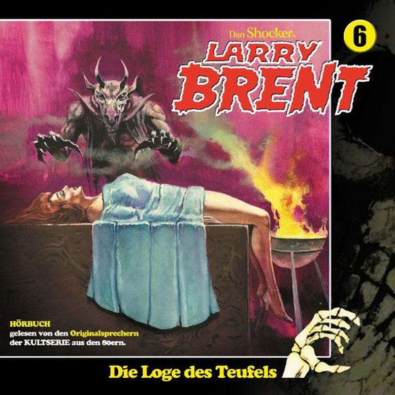 Larry Brent CD (gelber Punkt) 06
