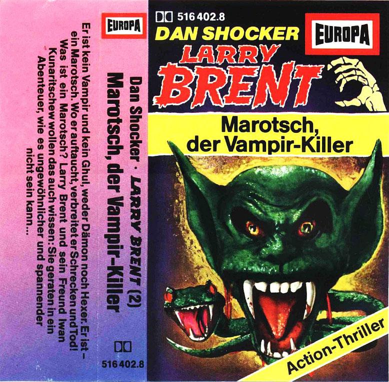 Larry Brent Cassette 2