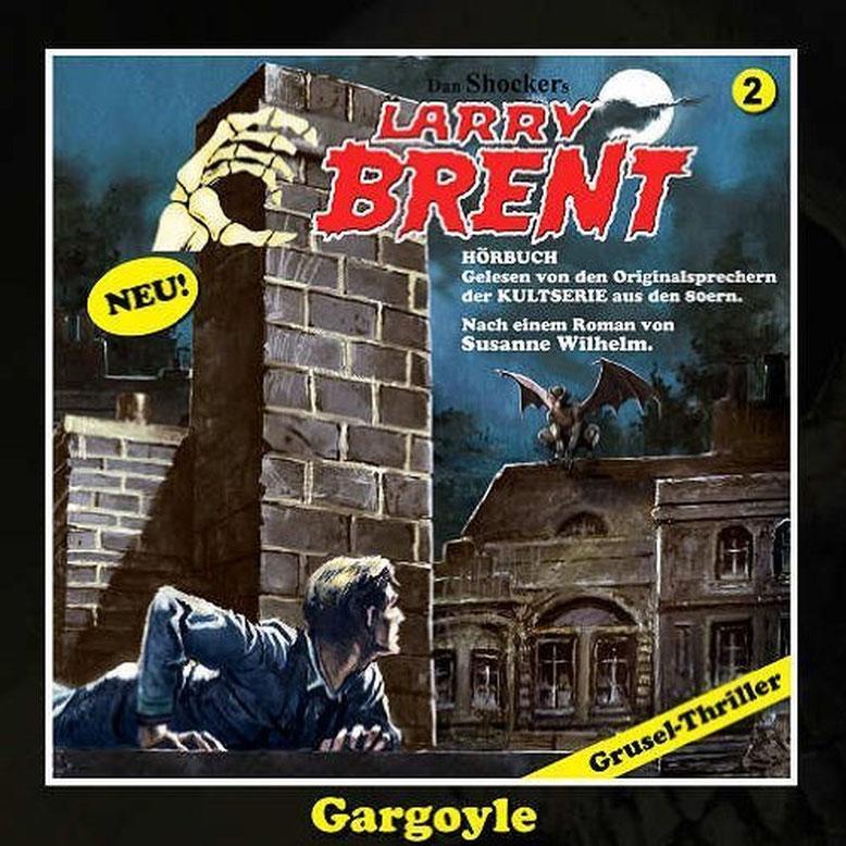 Larry Brent CD (gelber Punkt) 02