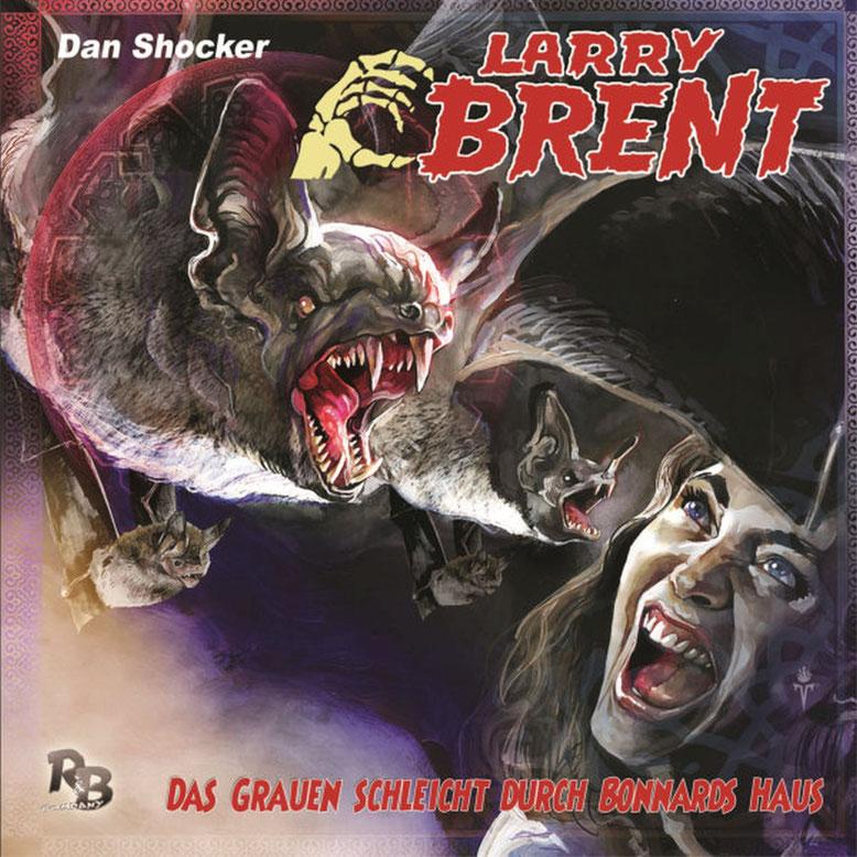 Larry Brent (Russel/Brandon) 27