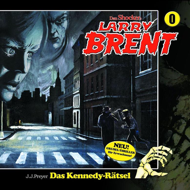 Larry Brent CD (gelber Punkt) 00
