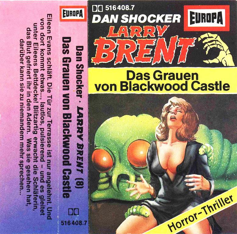 Larry Brent Cassette 8