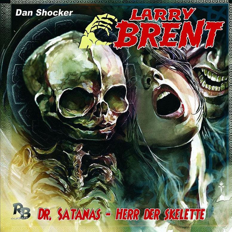 Larry Brent (Russel/Brandon) 23