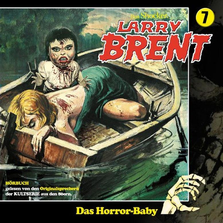 Larry Brent CD (gelber Punkt) 07