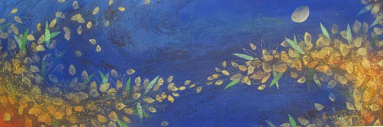 「水中月花Ⅱ」 WSM ¥175,000