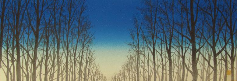 「青の森」 WSM ¥175,000