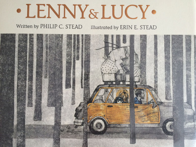 Recent Reads:  Lenny & Lucy by Philip C. Stead