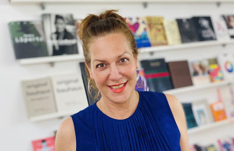 Denise Med, Geschäftsführerin von detoKUNSTChannel in München. Foto: (c) und Courtesy detoKUNSTChannel München