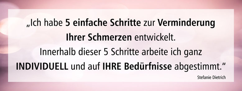 Schmerzreduktion Schmerzen Schmertherapie Naturheilkunde Leiden Dietrich Winterberg Schmerzmittel