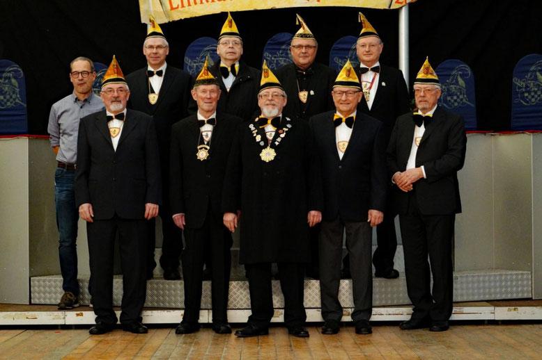 Unsere wichtigsten Unterstützer und Mitglieder des AKV Linnich