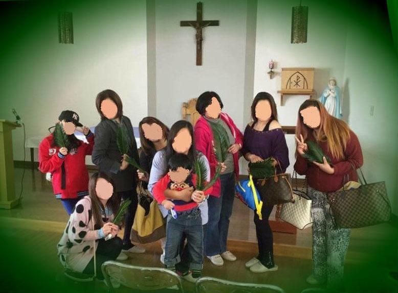 catholic chitose church