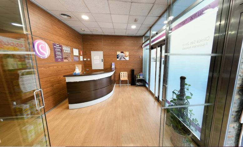 clinica fisioterapia carabanchel