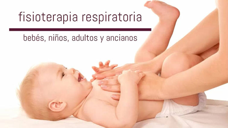Fisioterapia respiratoria bebes