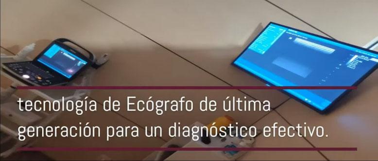 fisioterapia con ecografia