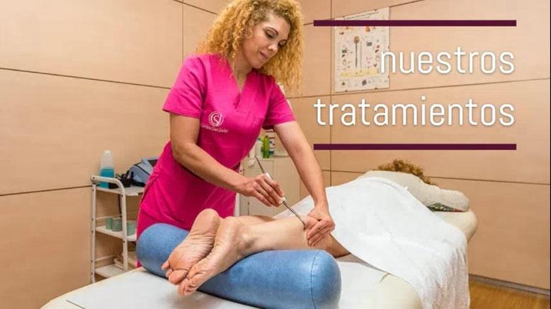Fisioterapia Madrid Carabanchel