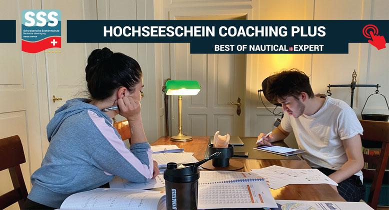 Schweizerische Seefahrtschule   Hochseeschein Coaching Plus   www.schweizerische-seefahrtschule.ch