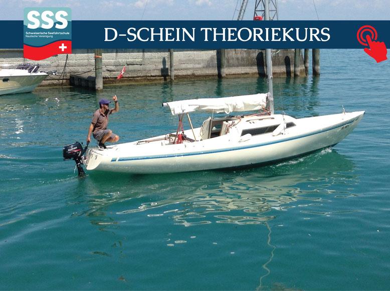 Schweizerische Seefahrtschule |  Theoriekurse Motorbootschein Speedy HOZales | www.schweizerische-seefahrtschule.ch