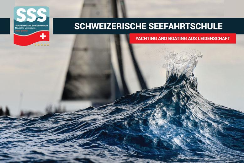 Schweizerische Seefahrtschule   Segeln   Segeltoerns   Hochseeschein   www.schweizerische-seefahrtschule.ch