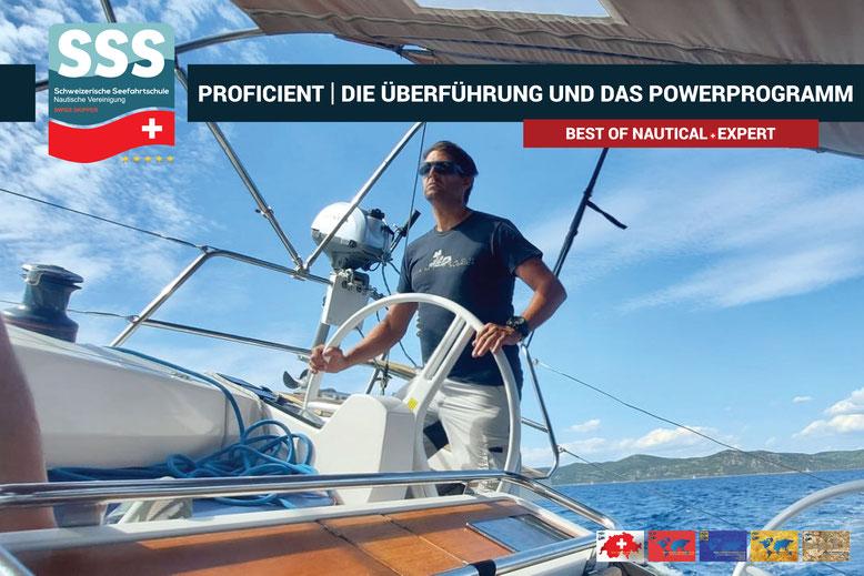 Schweizerische Seefahrtschule | Schnelle Meilen für den Hochseeschein | www.schweizerische-seefahrtschule.ch