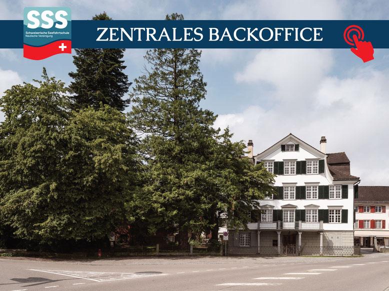Schweizerische Seefahrtschule | Hauptsitz Nautische Akademie | www.schweizerische-seefahrtschule.ch