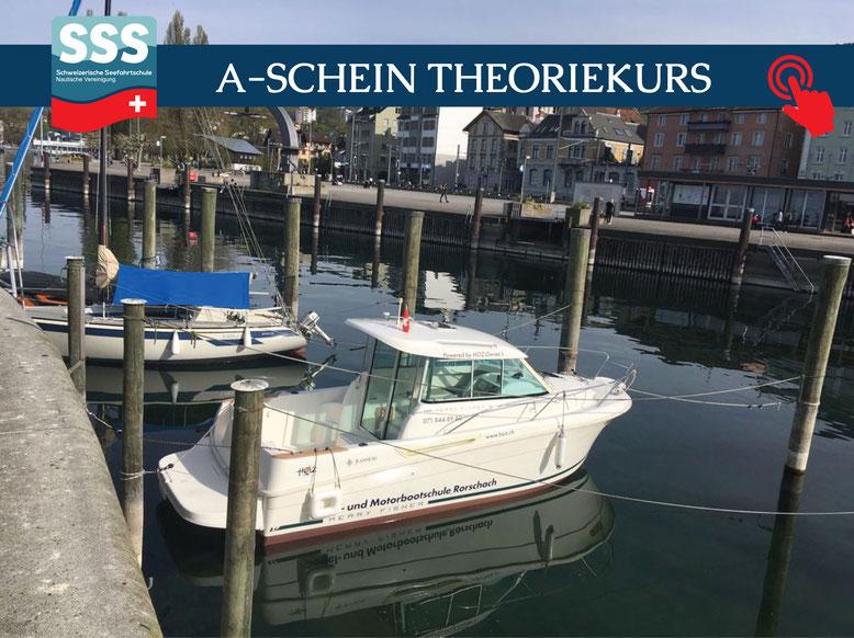 Speedy Hozales, Kurs, A-Schein, D-Schein, Segelschein, Motorbootschein,