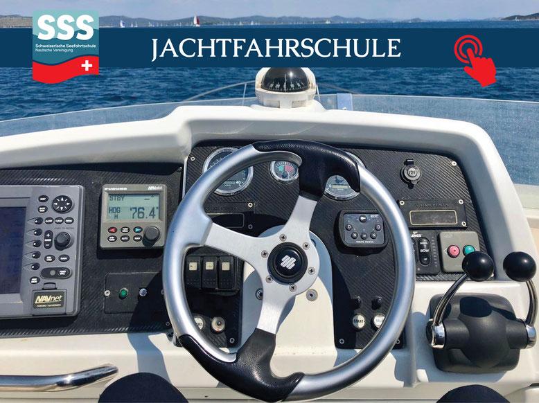 Schweizerische Seefahrtschule | Motorbootkurse ab Rorschach am Bodensee | www.schweizerische-seefahrtschule.ch