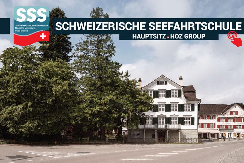 Schweizerische Seefahrtschule    Zentrales Backoffice der Seefahrtschule Schweiz   www.schweizerische-seefahrtschule.ch
