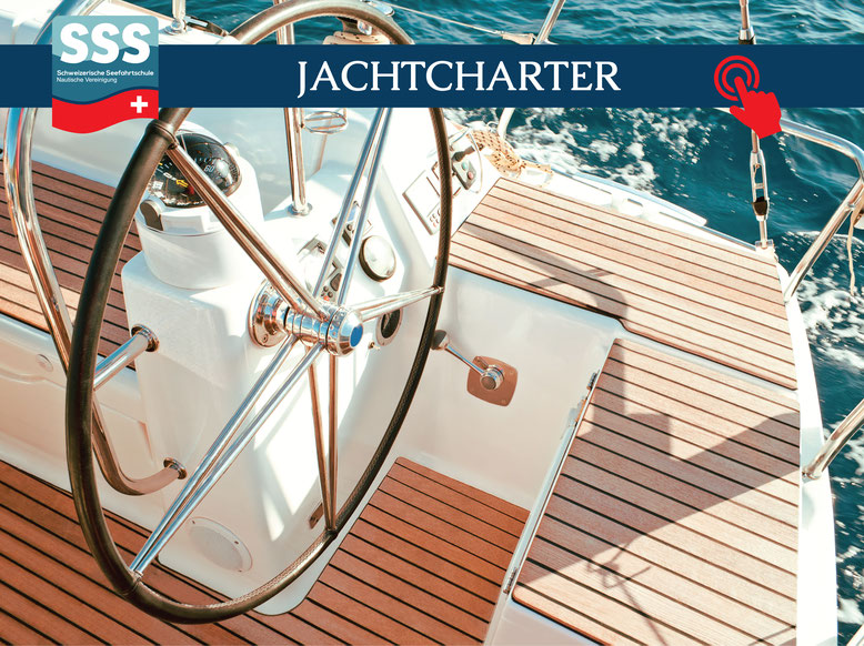 Yachtcharter, Bodensee, Schweiz, Mit Skipper,