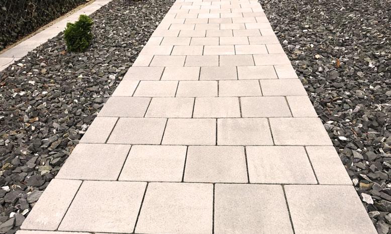 Gut bekannt Schick_Wege und Flächen - Schick Bauleistungen Neu-Ulm UX51