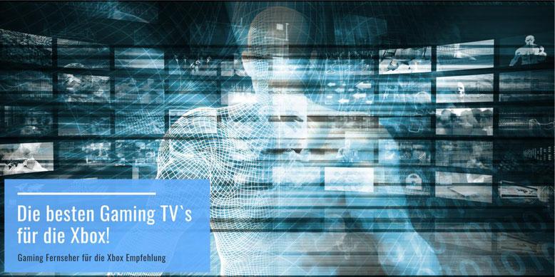 Bester PC Gaming Fernseher! Computer Gaming TV für PC Empfehlung!