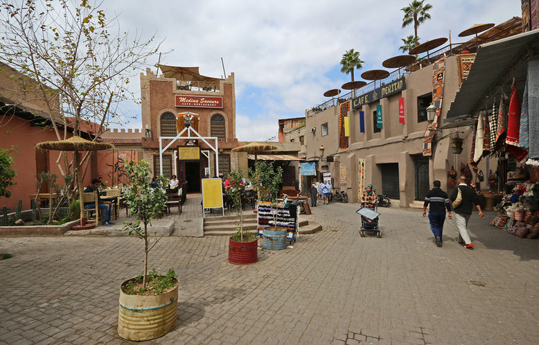 Medina Saveur, Marrakesch.