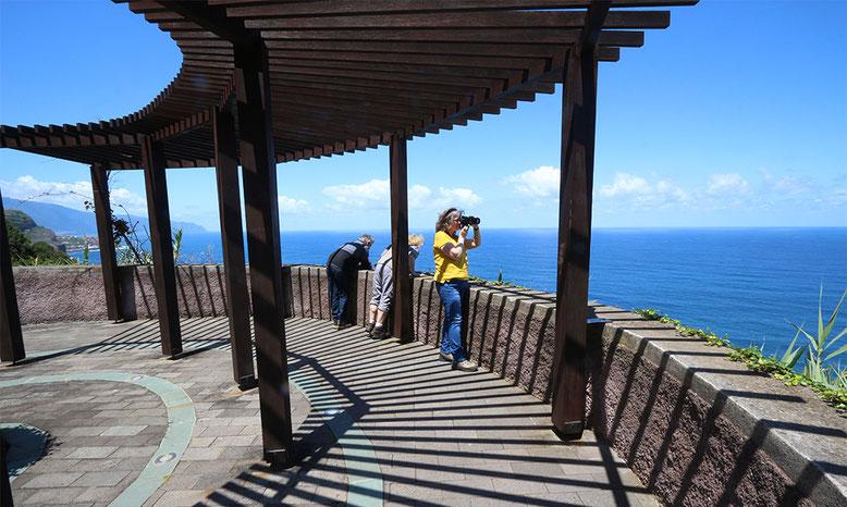 Miradouro do Cabo Aereo.