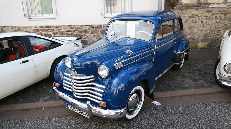 Auch das ist ein Opel-Modell.