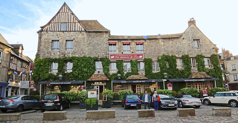 Hotel Les Maisons de Léa.