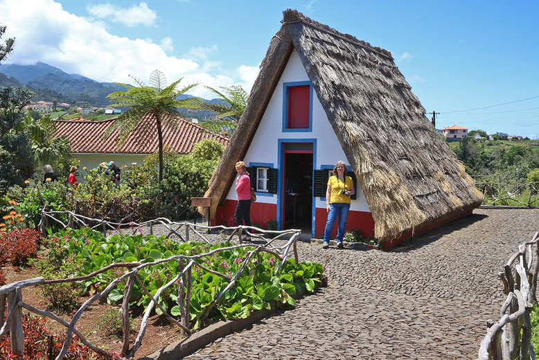 Santana, Madeira.