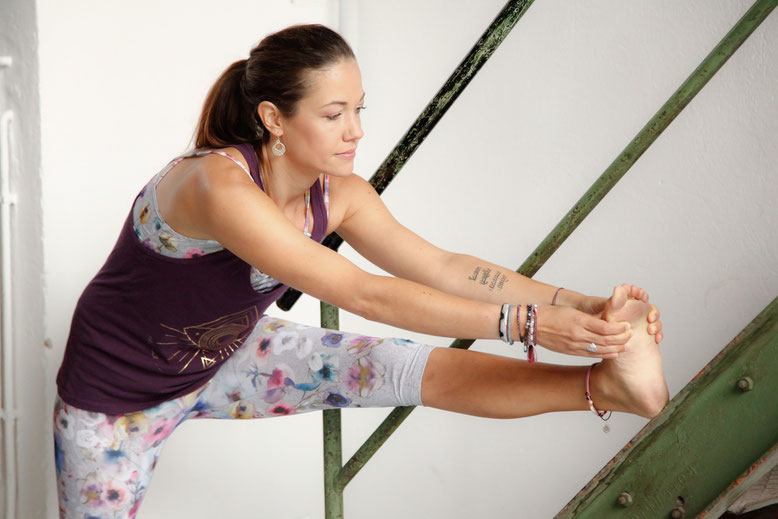 Hatha Yin Eva Paasch Yogalehrerin One World Yoga