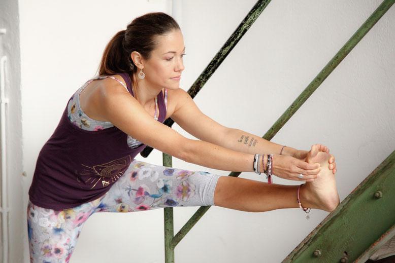 Hatha Yin Eva Paasch Yogalehrerin One World Yoga