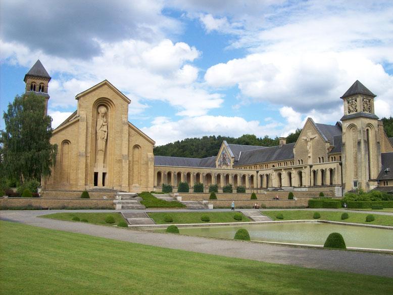 L'abbaye d'Orval