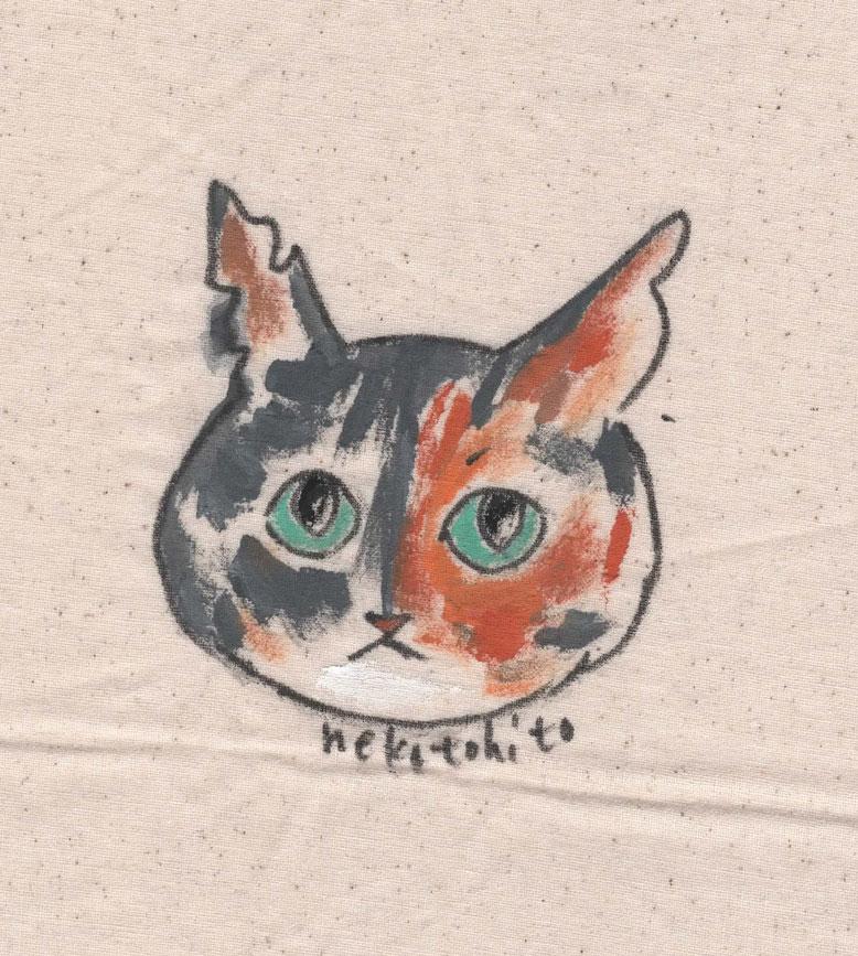 猫・しじみ・猫イラスト