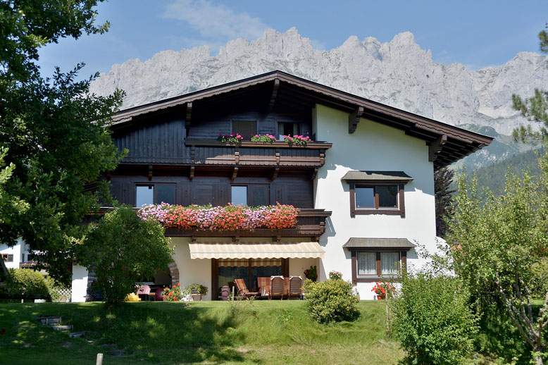 Cozy apartments for reasonable prices in Going am Wilden Kaiser