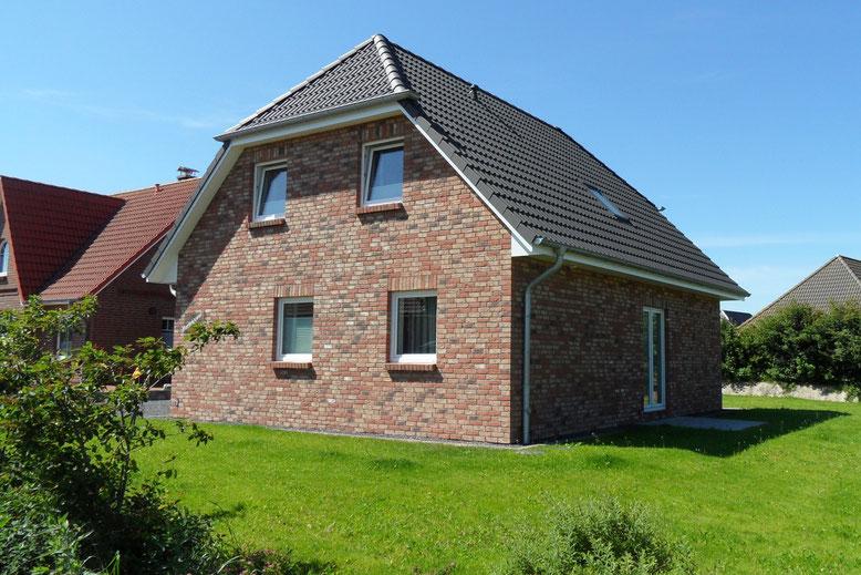 Ferienwohnung Marschjuwel im Haus mit friesischem Baustil in Garding an der Nordsee