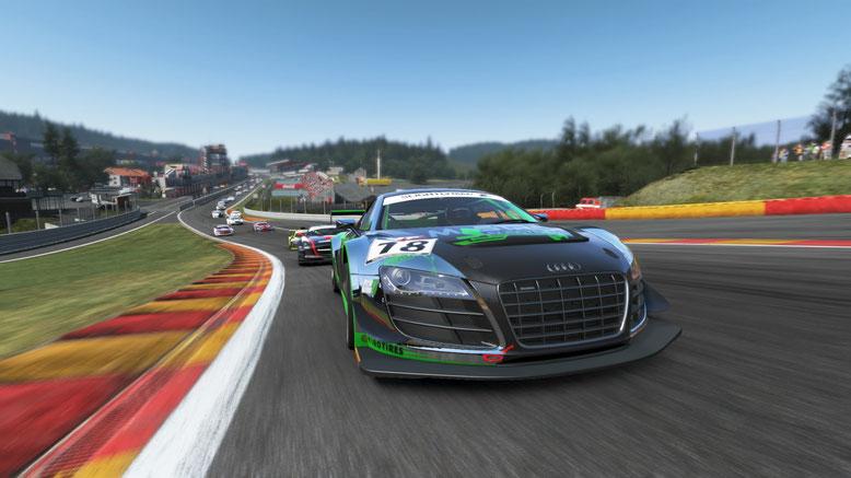 srl sprint series - reglement - sim racing liga - homepage