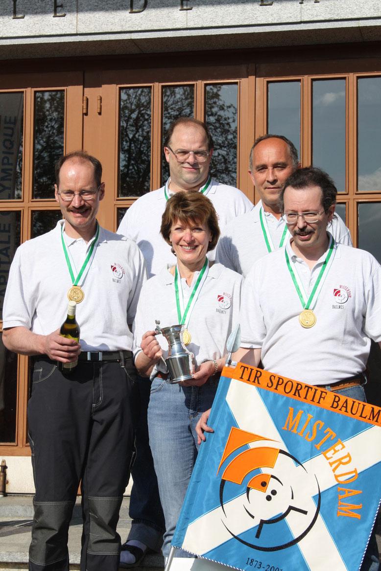 Championnat Vaudois de Groupe