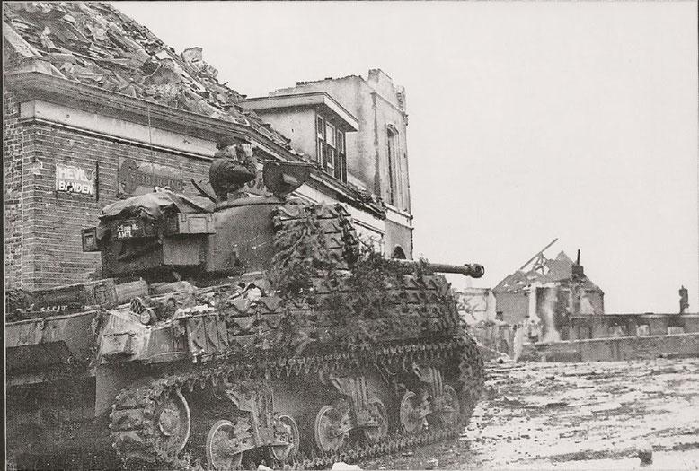 L'association du 17 Pounder et du Sherman offre l'un des chars alliés les plus réussi de la guerre